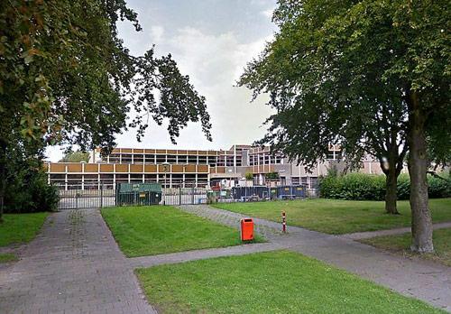 school voor de kunsten gebouw